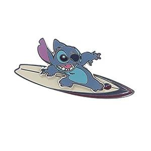 Disney Cast Lanyard Series 3 – Stitch on a Surfboard Pin