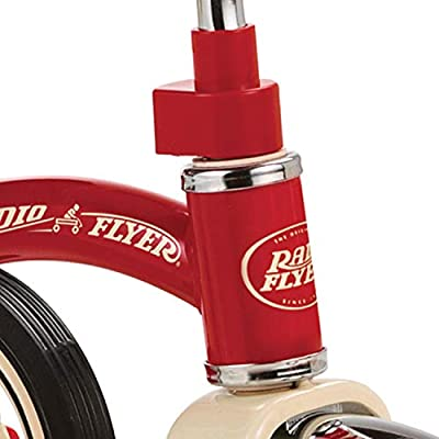 Radio Flyer Classic Red 10