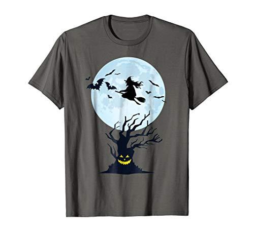 Scary Halloween T-Shirt -