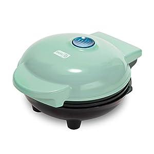 Amazon.com: Dash Mini 4-Inch Waffle Maker, Aqua Blue