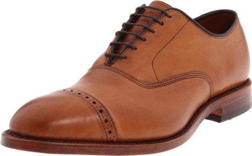 Allen Edmonds Men's Fifth Avenue Cap Toe,Walnut,10 EEE US