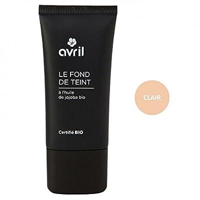 Light Natural (Clair) Foundation Natural Organic Makeup