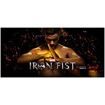 Iron Fist Finn Jones as Danny Rand Promo Hand to Fist 8 x 10 Inch Photo