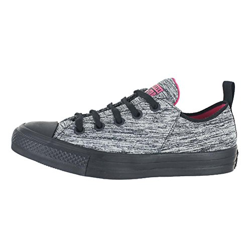 vivid All Textile Abbey Converse Neoprene Star Ox Trainers Womens Black Uwq15z