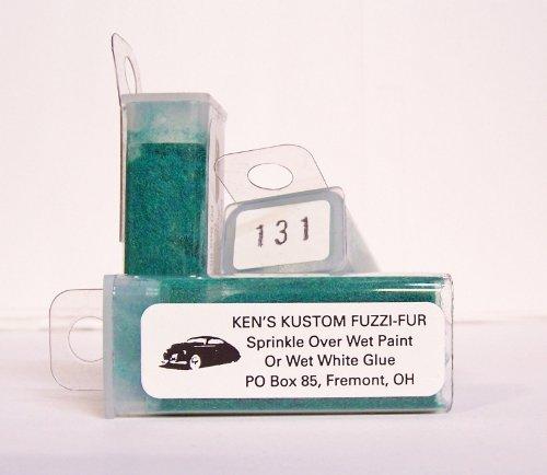 131 Ken - Ken's Fuzzi-Fur Teal