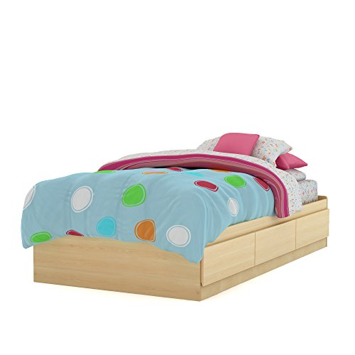 (South Shore Furniture, Step One Collection, Twin Mates Bed 39
