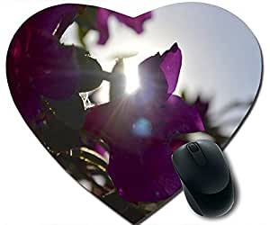 Sun Through Flowers Mouse Pad Desktop Mousepad Laptop Mousepads Comfortable Office Of Mouse Pad Mat Cute Gaming Mouse Pad