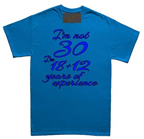 Renowned - Camisas - Tripulación - Manga Corta - para mujer Azul