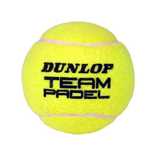 Amazon.com : Dunlop Team Padel Balls - Multicoloured, Size 3 by Dunlop : Sports & Outdoors