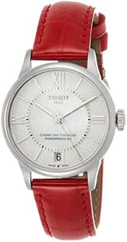 Tissot Chemin Des Tourelles Automatic Ladies Watch T099. 207. 16. 118. 00