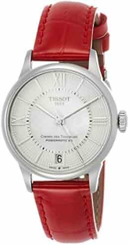 Tissot Chemin Des Tourelles Automatic Ladies Watch T099. 207. 16. 118. 00
