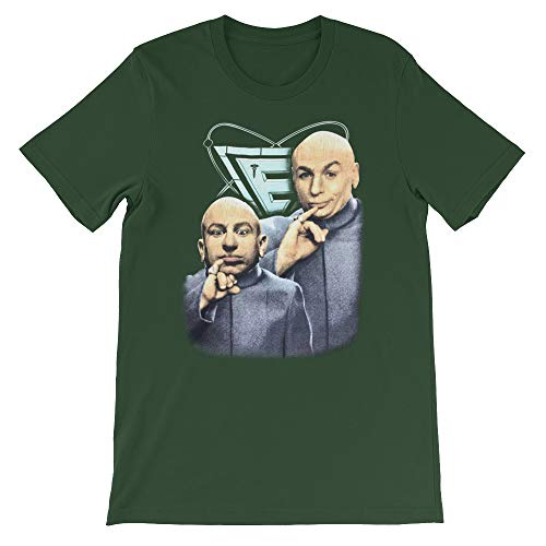 Verne Troyer Movie t-Shirt-Mini Me Character Austin Powers Film Series Tank top]()