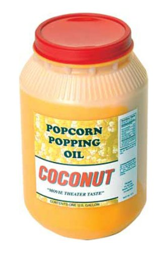 Paragon Coconut Popcorn Popping Oil (Gallon) (Popcorn Popping Oil compare prices)
