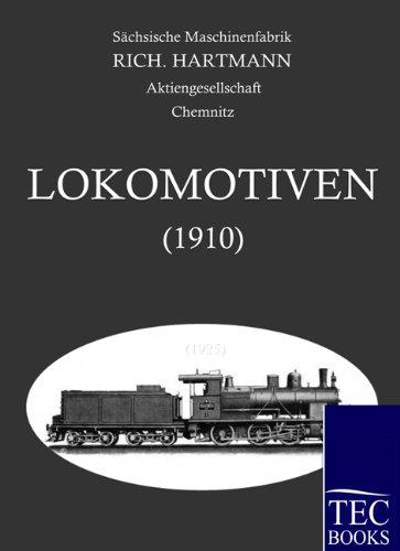 Alle Lokomotoven 1910 (English and German Edition) ebook
