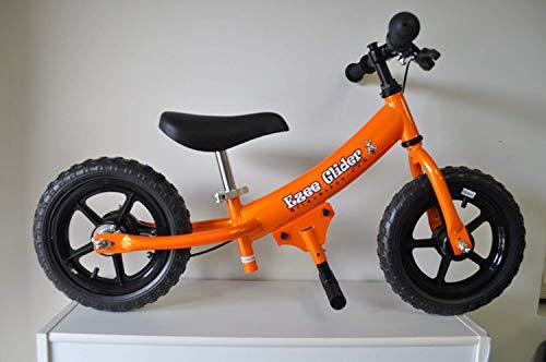 Glide Bikes EZee Glider Kid's Balance Bike (Orange