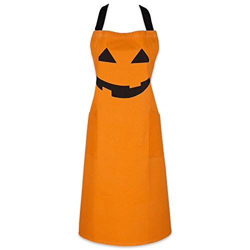 DII CAMZ10221 Cotton Halloween, 28 x 35, Chef Apron]()