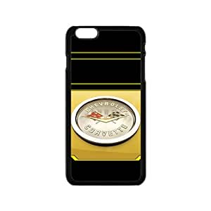 Happy Chevy Corvette sign fashion cell phone case for iPhone 6