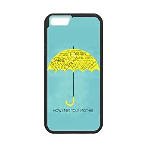 2866780M65704432 How I Met Your Mother Hardshell Cell Phone Cover Case for New iPhone 6