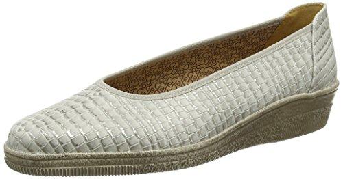 Gabor Shoes 66.4, Bailarinas Mujer Gris (Fumo 81)