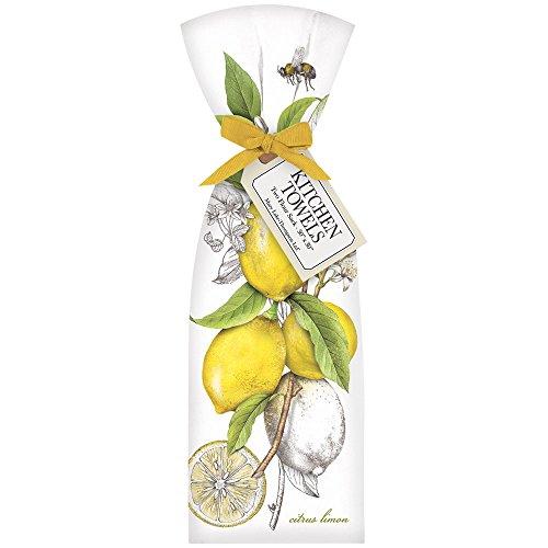 Botanical Lemons