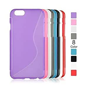 Angibabe Elegant S urged Line Shape to TPU is Gel Case for iphone 6 4.7 lots inch