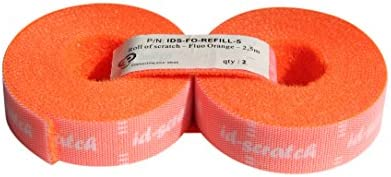 PATCHSEE Patchsee id scratch lot de 2 recharges de 2,5M orange