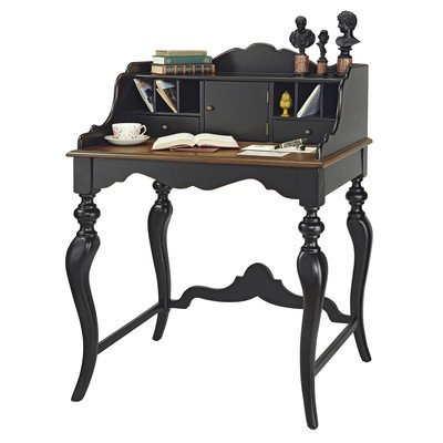 A Beautiful Vintage Writing Desk - Vintage Writing Desk