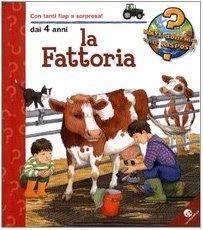 La fattoria. Ediz. illustrata Copertina rigida – 7 lug 2004 Katja Reider La Coccinella 887548063X LETTERATURA PER RAGAZZI