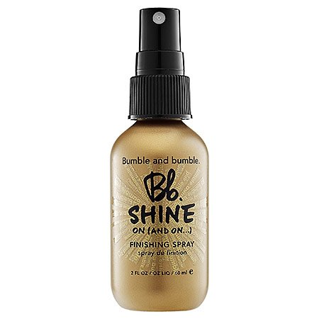 Bumble Shine And Spray Bumble - Bumble and Bumble Let it Shine on (and on...) Finishing Spray 2 oz