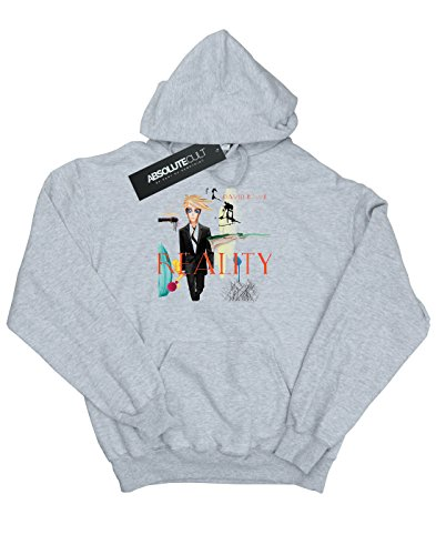 Cult Cover Sport Homme Gris Absolute David Sweat Bowie Capuche Reality À Album UqWgw1d