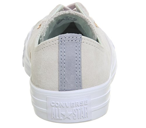 Ox All Core Chuck Unisex Grey Quartz White Star Converse Taylor Pale Trainers Adult Glacier qIY1Hw0