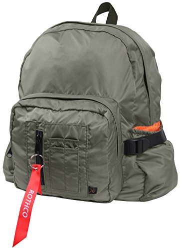 Pack Bomber (Rothco MA-1 Bomber Backpack)