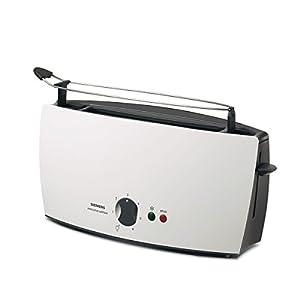 Siemens TT60101 Langschlitz-Toaster executive edition weiß