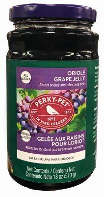 Oriole Jelly - Woodstream 4442-12 18OZ Oriole Grape Jelly - Quantity 1