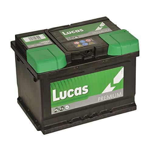 LP065 Lucas Premium Car Battery 12V 53Ah: