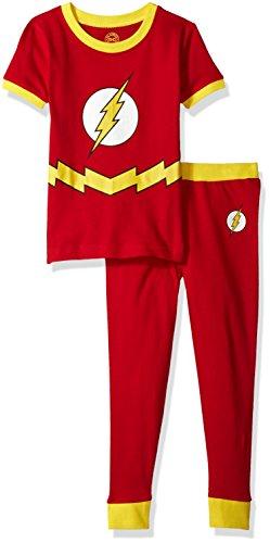 DC Comics Boys Flash Logo Pant Set