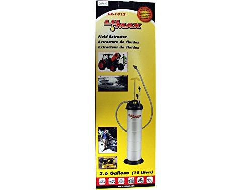 Lumax LX-1312 Manual Fluid Extractor, 2.6G (10L) Capacity by Lumax (Image #1)