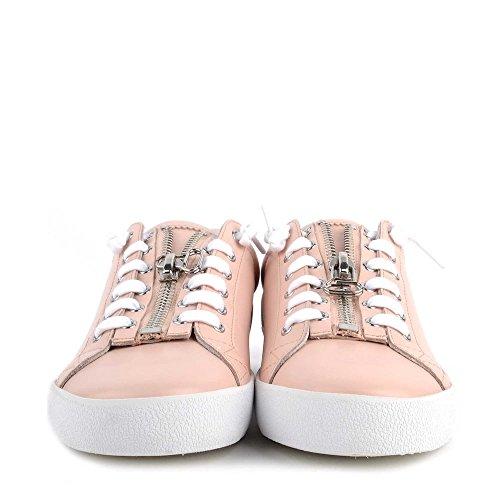 Nude Zapatos Footwear Nude de Mujer Nirvana Ash Cuero Zapatillas qP6wA