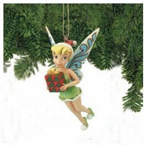 Disney Traditions Tinker Bell Christmas Hanging Ornament Amazon