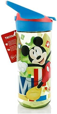 Stor Botella TRITAN Premium 620 ML | Mickey Mouse - Disney - Watercolors
