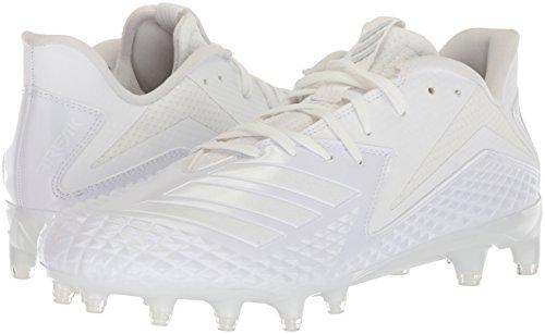 Cordon Talla Medios de Bajos amp; White Fútbol White Hombres Zapatos Adidas Freak X White Carbon qFn0wp