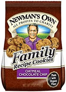Cookies: Newman's Own Family Recipe