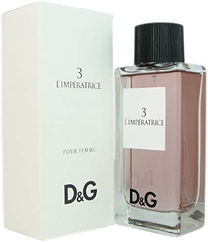 D&g 3 L'imperatrice Ladies - Edt Spray 3.3 oz