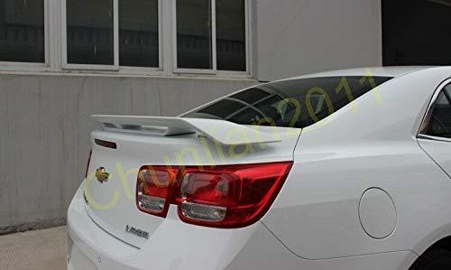 ABS f/ür Chevy Chevrolet Malibu 4dr Limousine A 2011-2014 FidgetKute Factory-Stil Spoiler