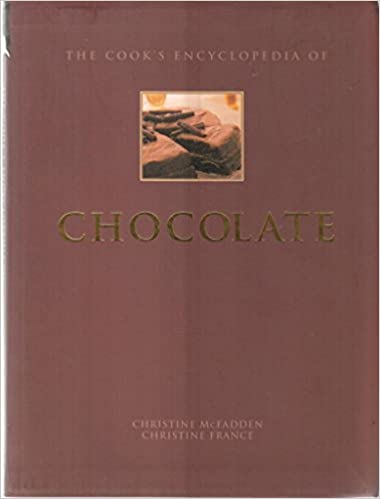 Book The Cook's Encyclopedia of Chocolate