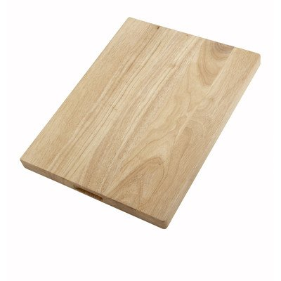 Winco WCB-1830 Wooden Cutting Board, 18-Inch by 30-Inch by 1.75-Inch by Winco