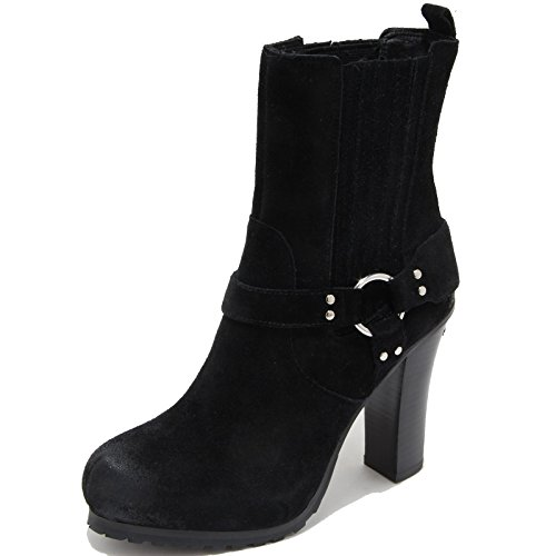 Boots Tronchetto Women Liu Shoes 9300i Nero Jo Donna xqEUnIC