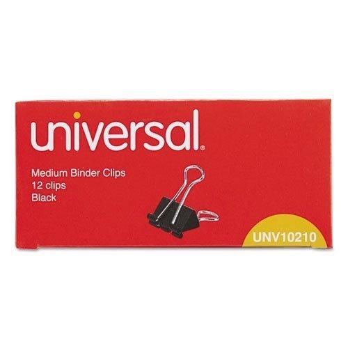 Universal Medium Binder Wide Black Silver product image