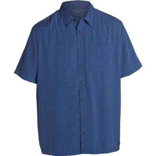 5.11 Tactical Mens Covert Shirt Select S/S (L, Cobalt Blue)