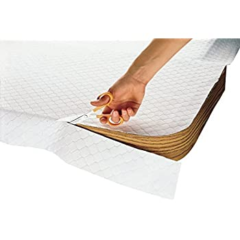 Amazon Com Quilted Table Pad 52 Quot X 90 Quot Home Amp Kitchen